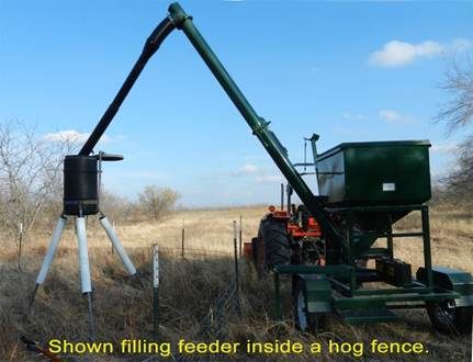 product it index simple hassle to hanging makes digital feeder free ts moving corn hunter american a different design feeders bucket gallon location